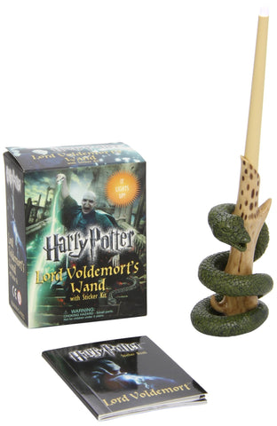 Harry Potter: Lord Voldemort's Wand with Sticker Kit