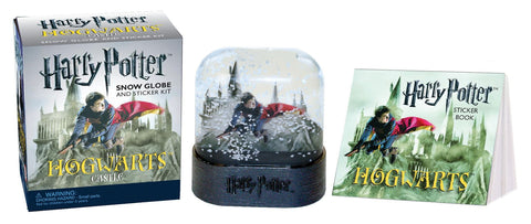 Harry Potter Snow Globe and Stickers