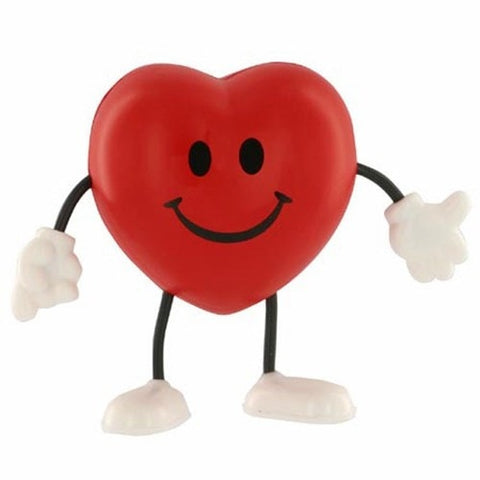 Heart Guy Stress Toy -  - EPIC! Giftables