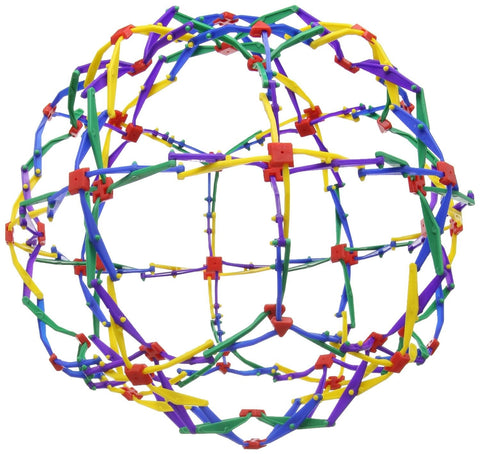 Hoberman Rainbow Mini Sphere