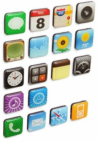 iPhone App Magnets -  - EPIC! Giftables