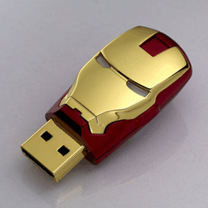 Iron Man 8GB Flash Drive -  - EPIC! Giftables