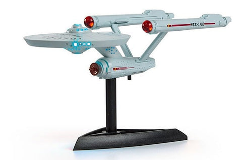 Light-Up Starship Enterprise