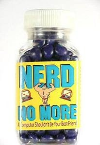 Nerd-No-More Novelty Pills -  - EPIC! Giftables