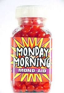 Monday Morning Novelty Pills -  - EPIC! Giftables