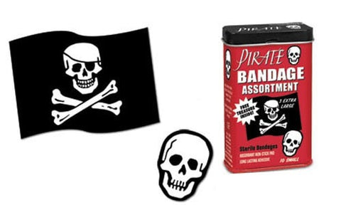 Pirate Bandage Assortment -  - EPIC! Giftables