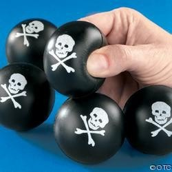 Pirate Squeeze Ball -  - EPIC! Giftables
