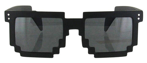 8 Bit Pixelated Gamer Sunglasses -  - EPIC! Giftables