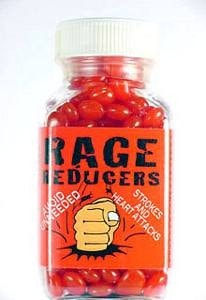 Rage Reducer Novelty Pills -  - EPIC! Giftables