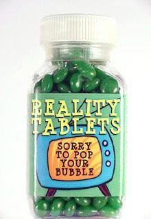 Reality Tablets Novelty Pills -  - EPIC! Giftables