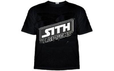Sith Happens Star Wars Shirt