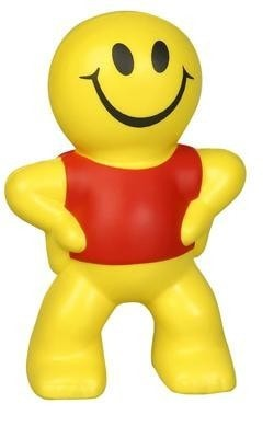 Chief Smiley Stress Toy -  - EPIC! Giftables