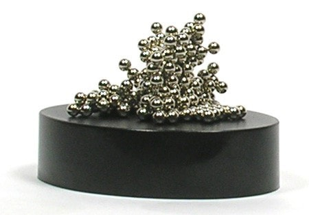 Stacking Balls Magnetic Sculpture