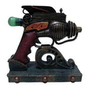 The Consolidator Steampunk Gun