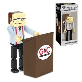 Motivational Speaker Desk Toy -  - EPIC! Giftables