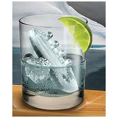 Gin & Titonic: Titanic Ice Cube Tray -  - EPIC! Giftables