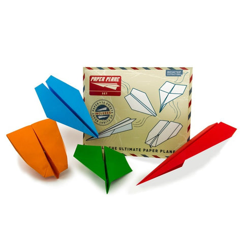The Ultimate Paper Airplane Kit