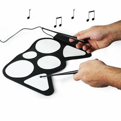 Roll-up USB Drum -  - EPIC! Giftables