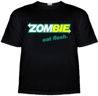 Zombie: Eat Flesh T-Shirt