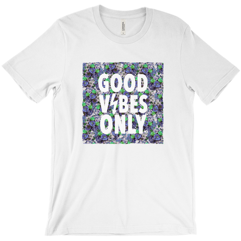 GVO Floral Tee