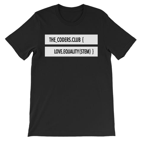 The Coders' Club Tee
