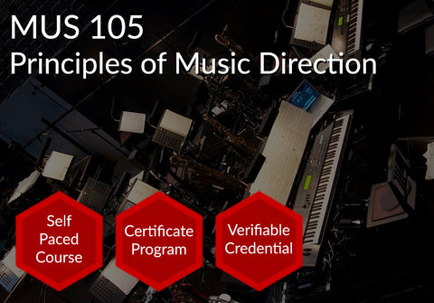 MUS 105  |  Principles of Music Direction