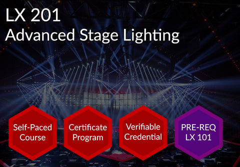 LX 201  |  Advanced Stage Lighting