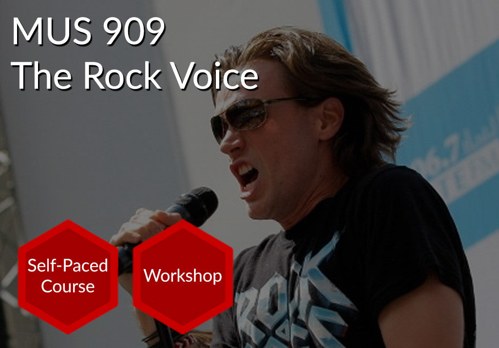 MUS 909  |  The Rock Voice