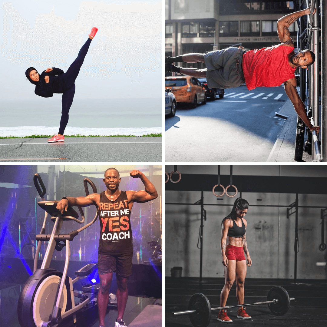11 People of Color That Will Inspire You To Get Physically Fit