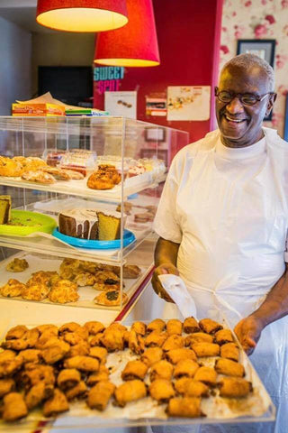 Black owned bakery