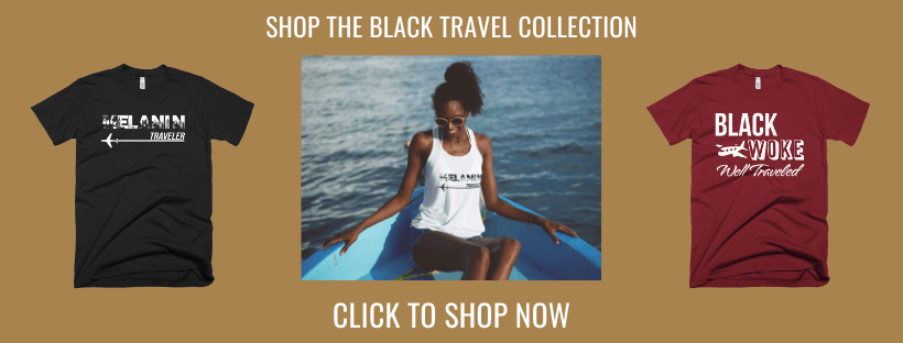 Blacked Owned Travel Merch