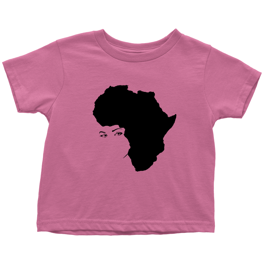 Mother Africa Toddler T-Shirt