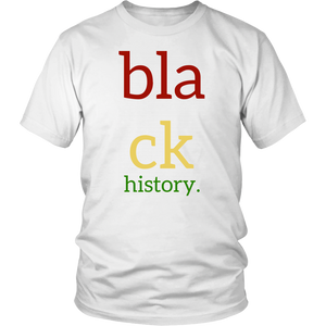 Black History (Color) T-Shirt