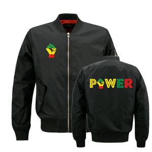 POWER Bomber Jacket