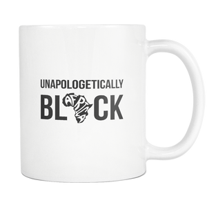 Unapologetically BLACK Mug