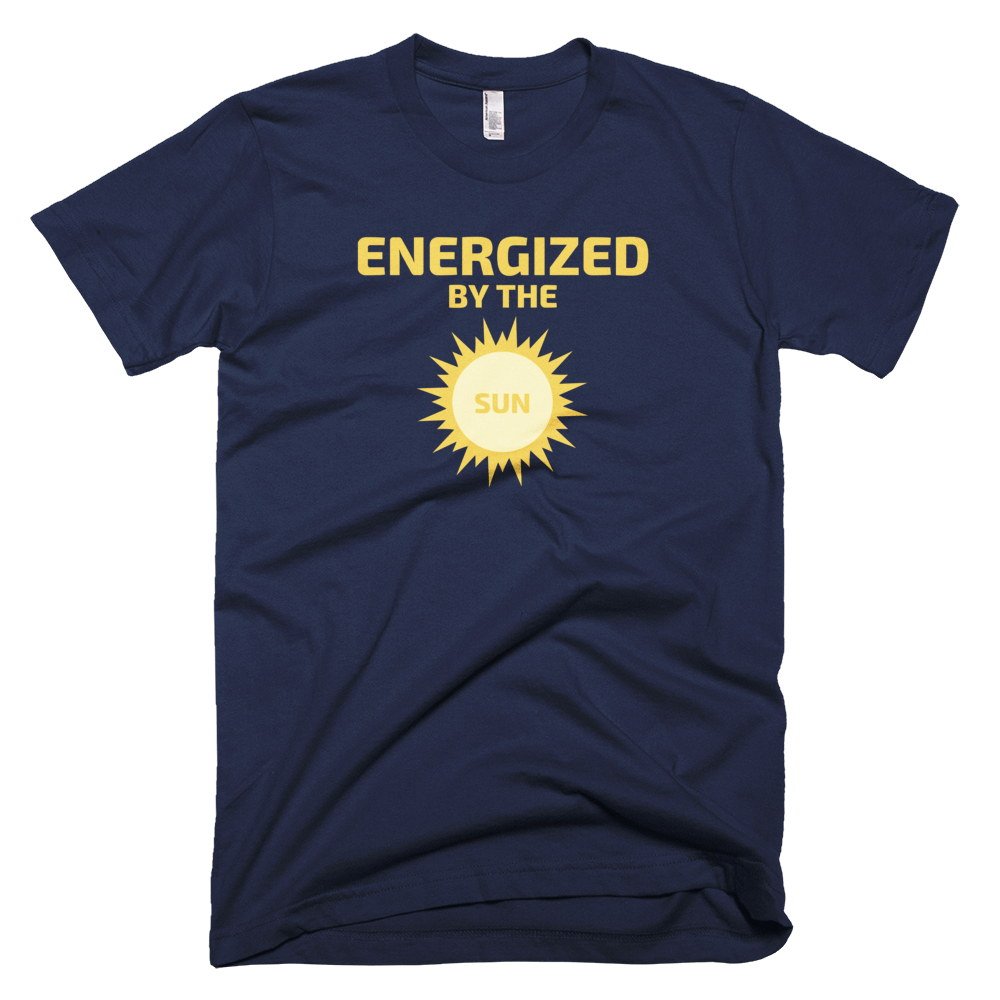 Energized by the Sun T-Shirt
