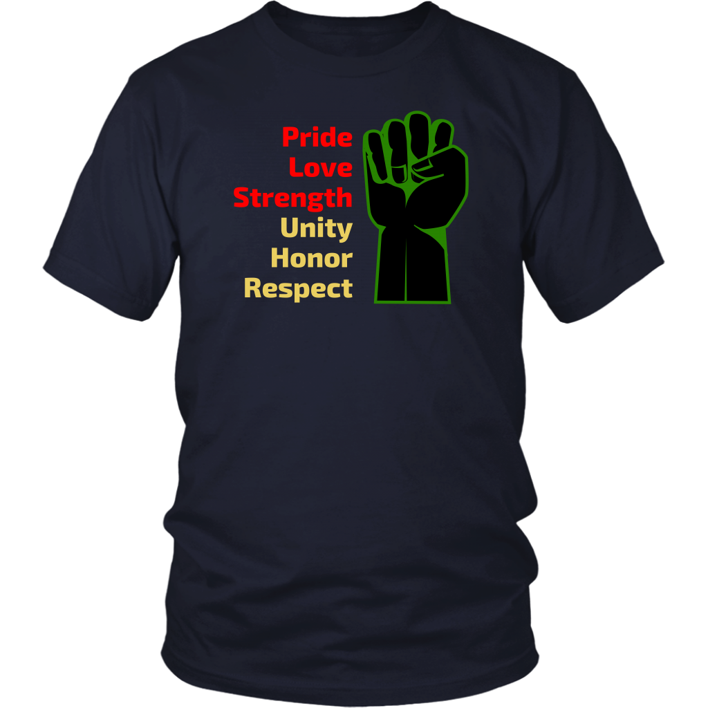 Black Power Necessities T-Shirt