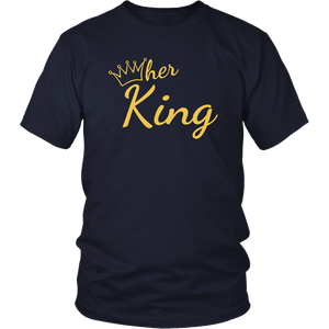 Her King T-Shirt