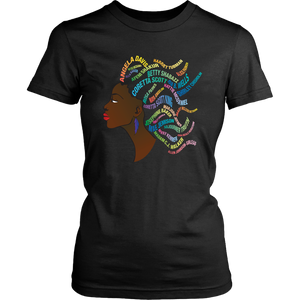 Melanated Queens T-Shirt