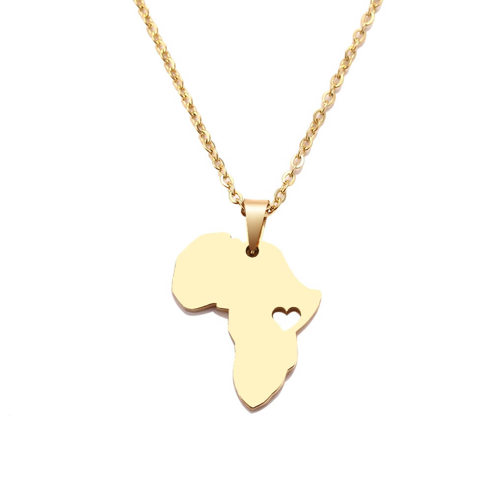 Africa Love Necklace