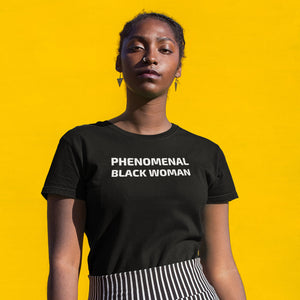 The Phenomenal Black Woman