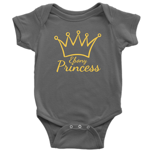 Ebony Princess Infant