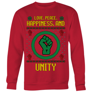 Holiday Sweater - Power