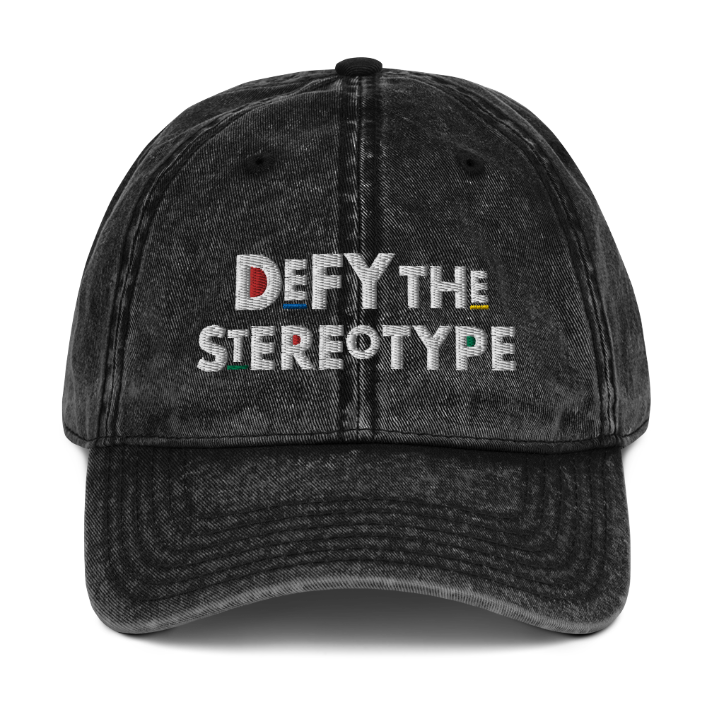 Defy The Stereotype Cap