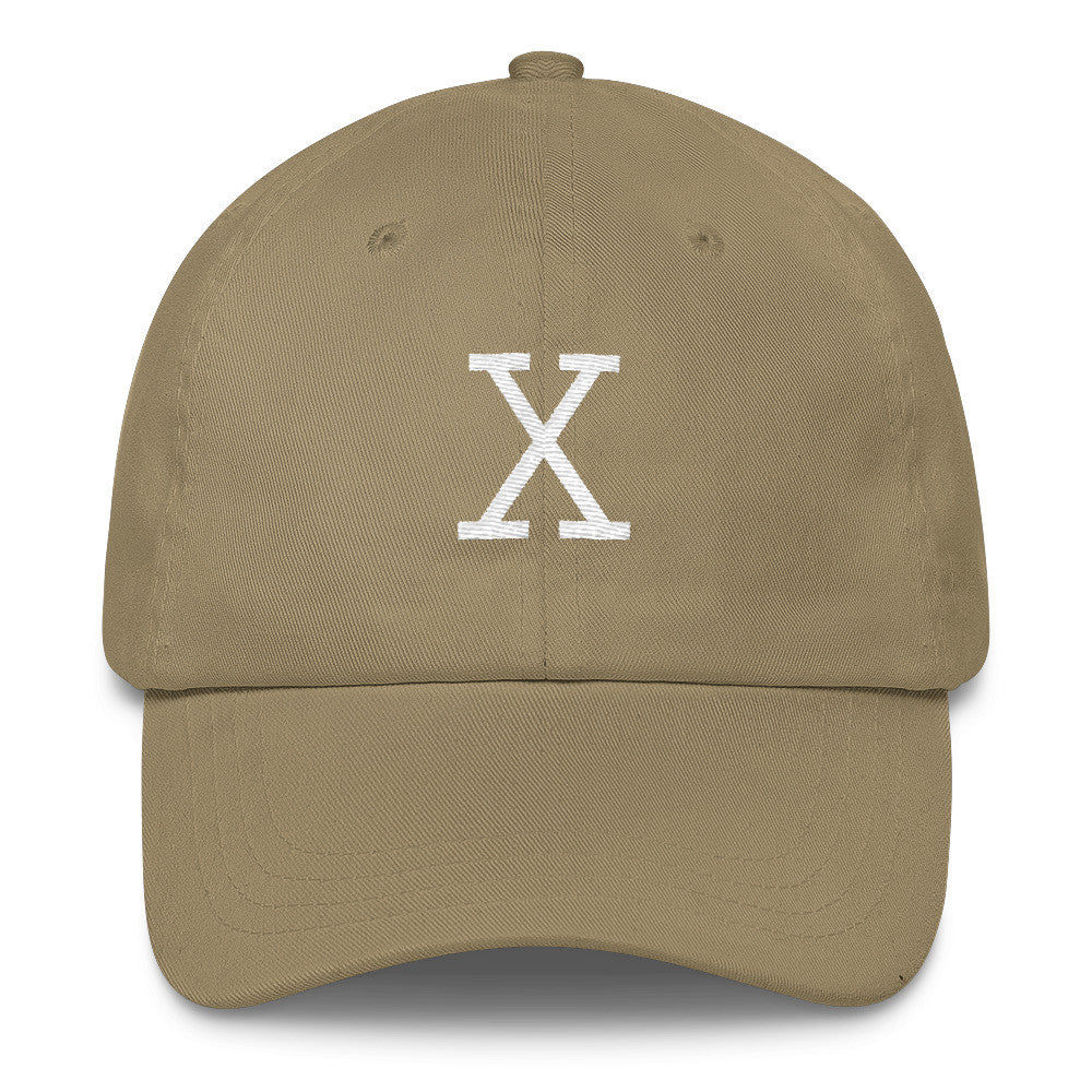 Vintage Malcolm X Classic Dad Hat