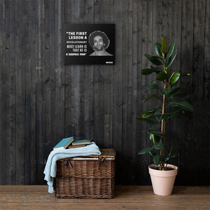 Huey Quote - Canvas Print