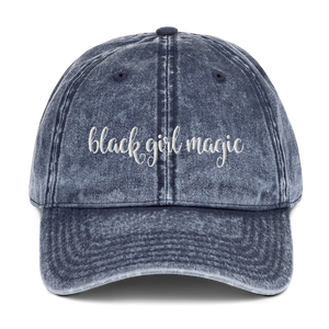 Black Girl Magic Cap