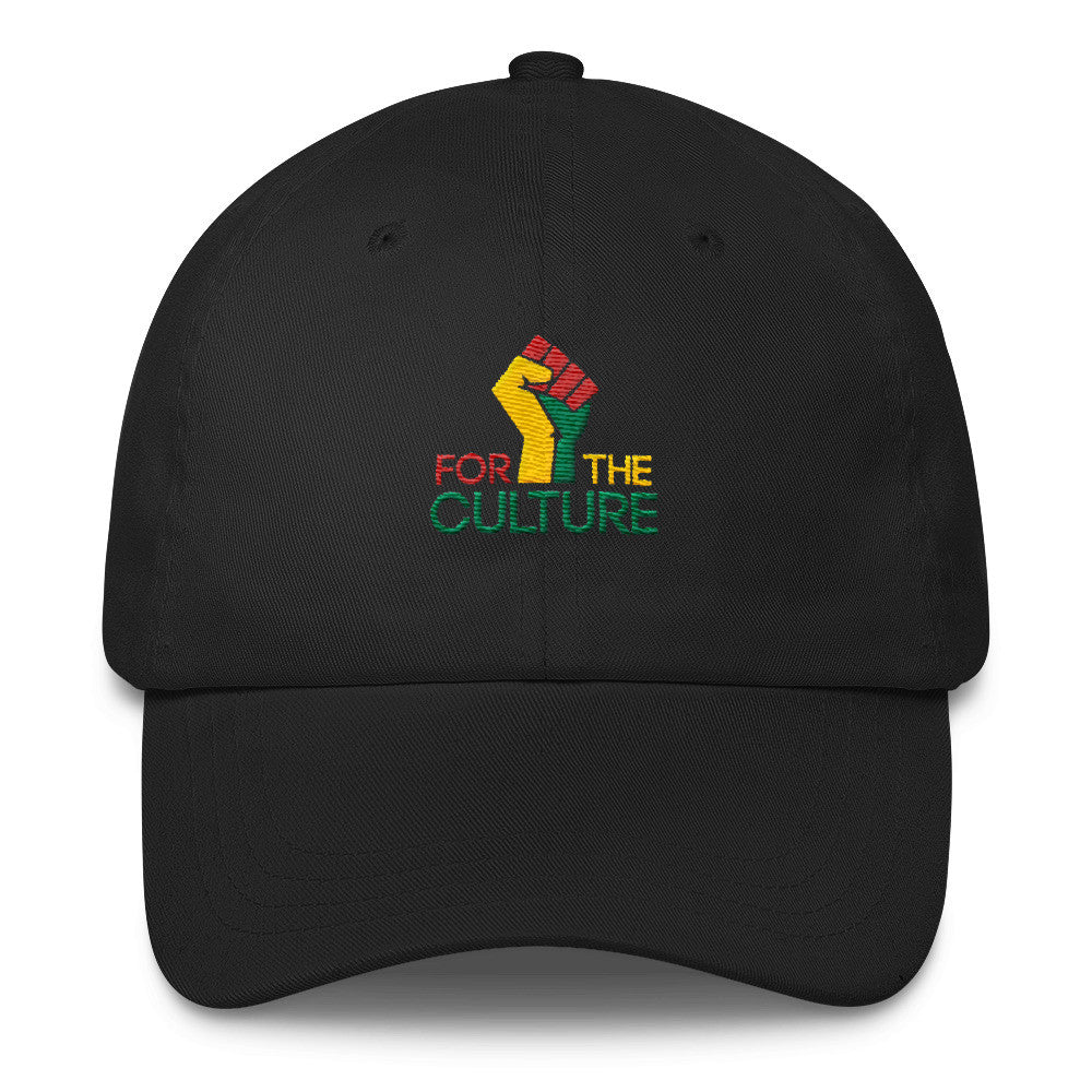 For The Culture Classic Dad Hat