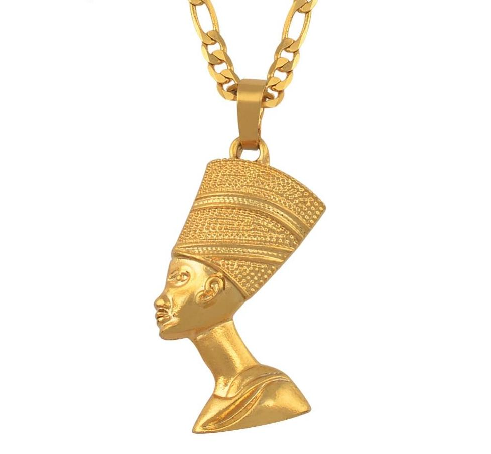 African Queen Necklace