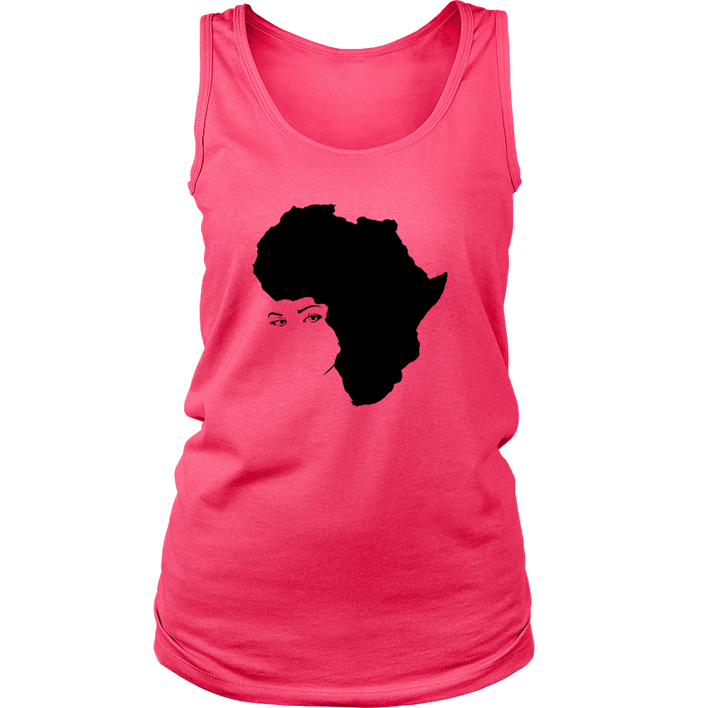 Mother Africa Women's Tank